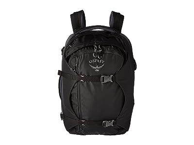 Osprey Porter 46 (Black) Backpack Bags