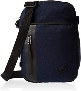Nike Mens Crossbody Bag, Obsidian/Black - NKBA5268-451