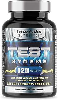 TEST XTREME® – Booster für Männer mit Aminosäuren, Zink & Vitamin D für..