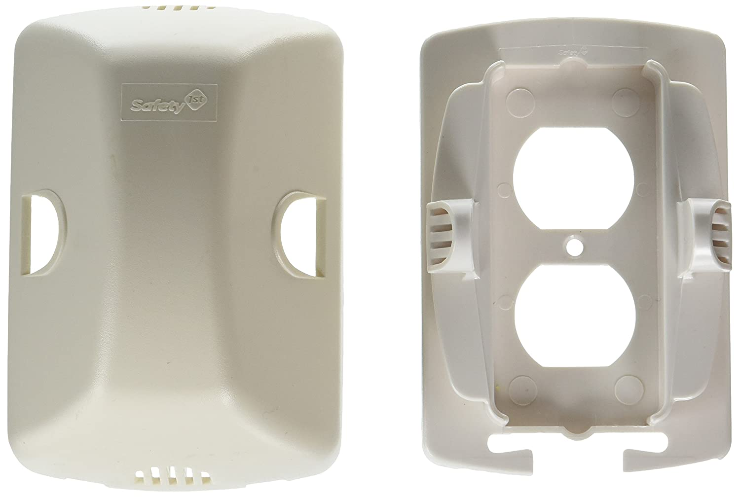 Safety 1st 48308 Outlet Cover With Cord Shortener