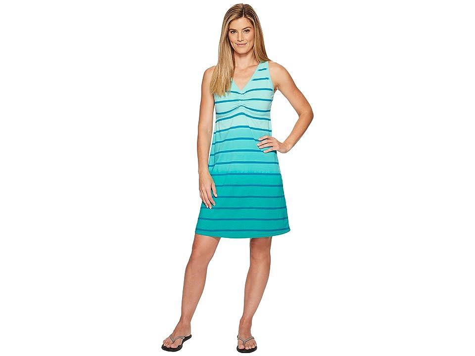 Aventura Clothing Lidell Dress (Aqua Haze) Women