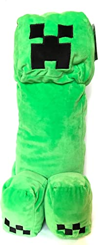 lowest Minecraft Creeper discount new arrival Body Pillow outlet online sale