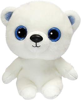 YooHoo Martee Polar Bear 8In 61134 White