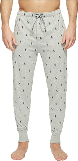 Polo Ralph Lauren All Over Pony Player Knit Jogger
