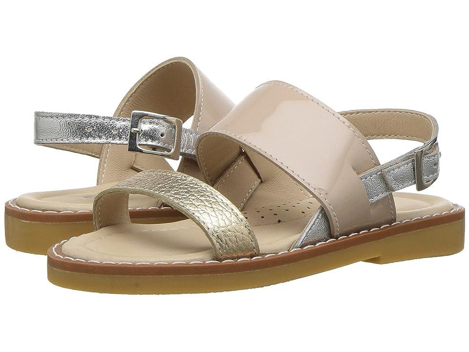 Elephantito Paloma Sandal (Toddler/Little Kid/Big Kid) (Blush) Girls Shoes