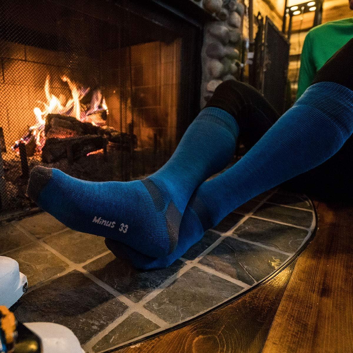 Minus33 Merino Wool Ski and Snowboard Sock