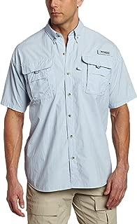 Men's PFG Bahama II Short Sleeve Shirt, Mirage, X-Large