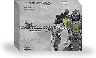 METALCORPS, The Mechs´ war. El juego de mesa