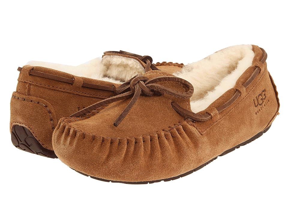 UGG Kids Dakota (Toddler/Little Kid/Big Kid) (Chestnut) Kids Shoes