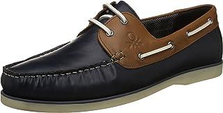 United Colors of Benetton Men's Boat Shoes