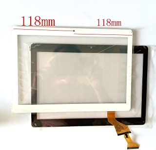 EUTOPING /® Bianco Colore 10.1 Centimetro Touch Screen del digitizer per 10.1 Artizlee ATL-21