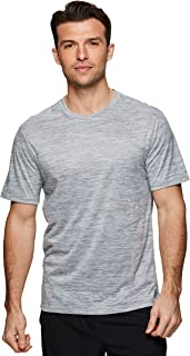 Active Men's Performance Workout Gym Short Sleeve T-Shirt