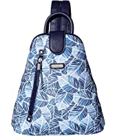New Classic Metro Backpack with RFID Phone Wristlet