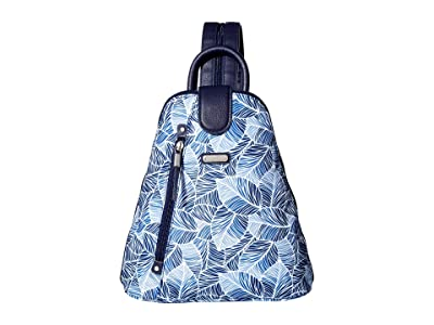 Baggallini New Classic Metro Backpack with RFID Phone Wristlet (Maui) Backpack Bags