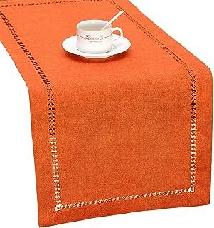Best orange table runner Reviews