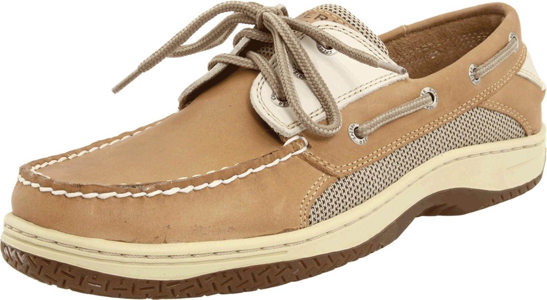 Sperry Top-Sider Men's Billfish T Tan Beige Boat shoes 0799023 8 UK
