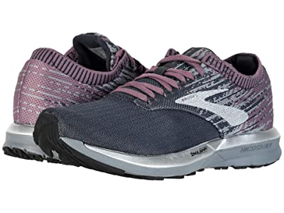 Brooks Ricochet (Black/Grey/Arctic Dusk) Women