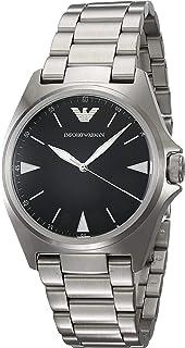 Emporio Armani Men's Three-Hand Stainless Steel Watch AR11255