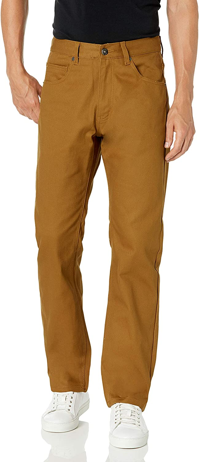 Southpole Men's Popular standard Pants Long in Thick Bull Fabric Choice Twill Straig and