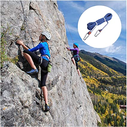 10 Mm Cuerda De Alpinismo, Cuerda De Nylon Árbol De Escalada ...