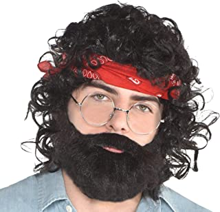Amscan Cheech and Chong Adult Chong Accessory Kit Adult One Size