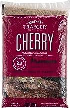 Traeger Grills PEL309 Cherry 100% All-Natural Hardwood Pellets Grill, Smoke, Bake, Roast, Braise and BBQ, 20 lb. Bag