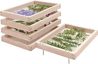Suszarka do ziół – oryginalny produkt z surowego drewna bukowego