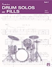 Drum Solos and Fill-Ins for the Progressive Drummer, Bk 2 (Ted Reed Publications)