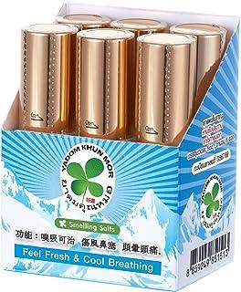 Best Thai PIM Saen Balm Oil Nasal Inhaler Roll On 5 ml x 6 pcs Review