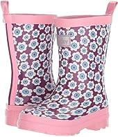 Hatley Kids Butterflies and Buds Rain Boots (Toddler/Little Kid)