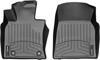 WeatherTech Custom Fit FloorLiner for Toyota Camry - 1st Row (Black)
