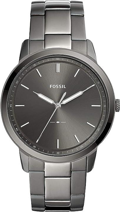 Orologio fossil analogico quarzo uomo FS5459