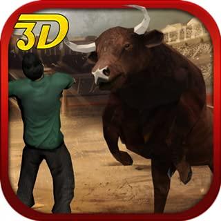 Angry Bull Attack - Matador Sim