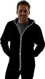 light up jacket mens