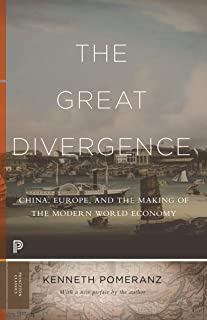 The Great Divergence: China, Europe, and the Making of the Modern World Economy (Princeton Classics, 118)