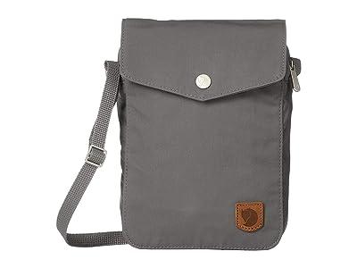 Fjallraven Greenland Pocket (Super Grey) Day Pack Bags