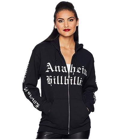 Zappos Theater Gwen Stefani Anaheim Hillbillies Hoodie (Black) Women