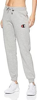 Champion Women's C Logo Cuff Pant
