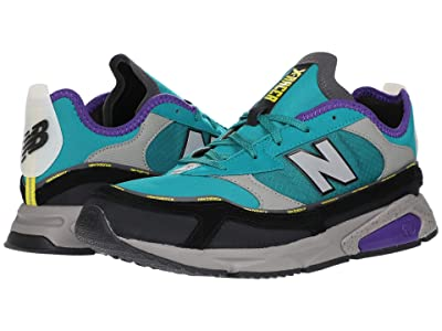 New Balance Classics X-Racer (Team Teal/Black) Men