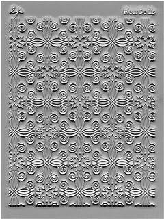 アシーナ テクスチャースタンプシート クラフト粘土用 フラ・ダ・リ 327044 PC39030199