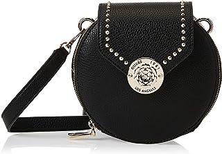 Guess Crossbody Bag For Women, Black - VG774473