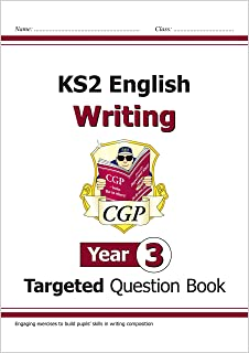 KS2 English Writing Targeted Question Book - Year 3