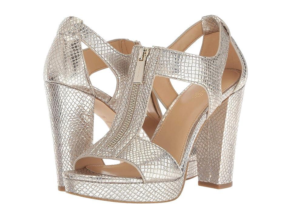 MICHAEL Michael Kors Berkley Sandal (Champagne) Women