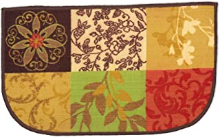 Fashion Non-Skid Printed Comfort Kitchen Mat Area Rug, 18x30