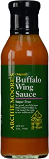 Archie Moore's Buffalo Wing Sauce, 12 oz