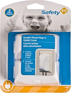 Best double touch plug outlet covers Reviews