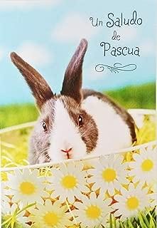 Un Saludo de Pascua - Happy Easter Greeting Card