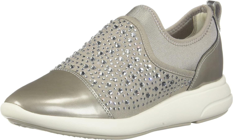Geox Damen Laufschuhe, Farbe Grau, Marke, Marke, Modell Damen Laufschuhe D Ophira B Grau  nur für dich