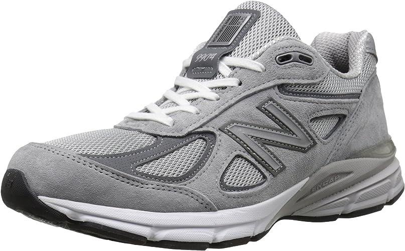 New Balance Men's M990V4 Running chaussures, gris Castle Rock, 41.5 B(N) EU