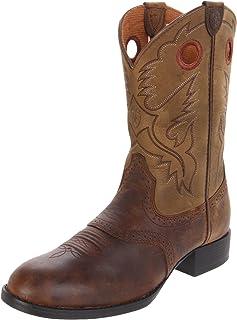 Kids' Heritage Stockman Western Boot